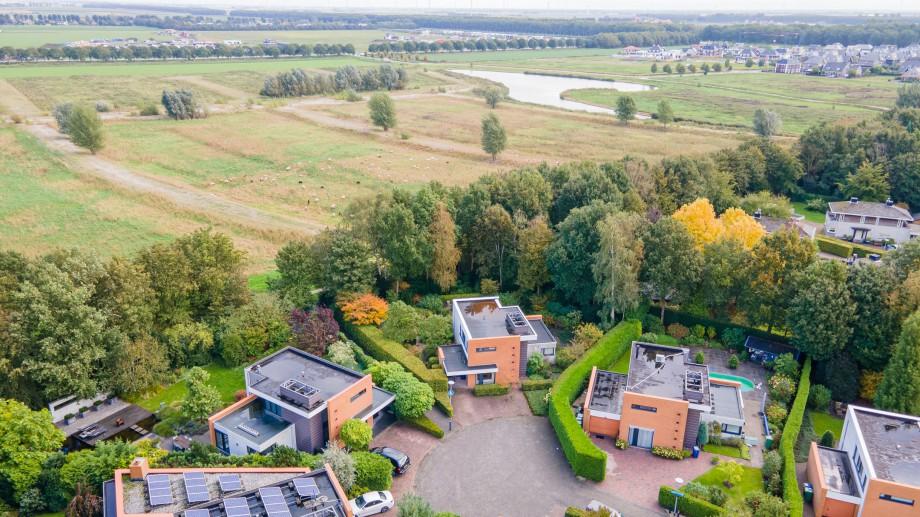Moderniseren villa te Almere