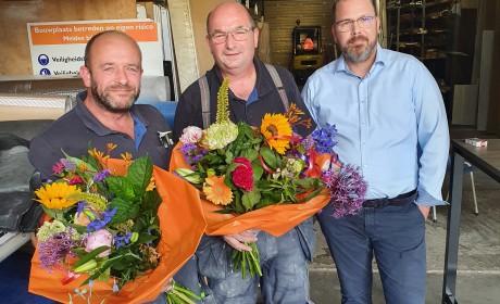 Floris en Stefan